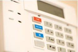 alarm installation and monitoring insurance