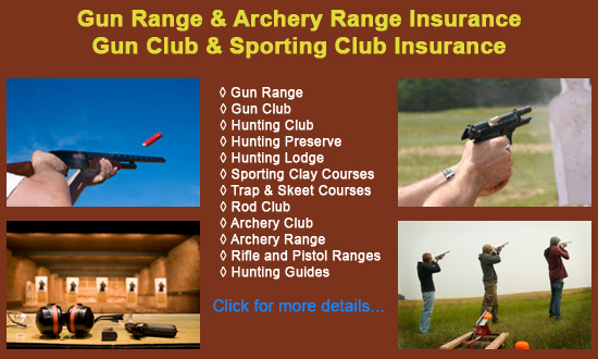 gun club gun range insurance