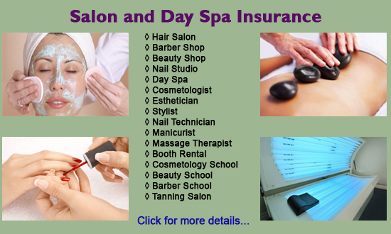 salon insurance program